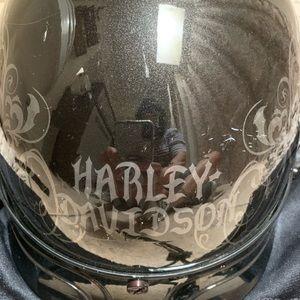 Women's Harley Davidson Helmet Size Small